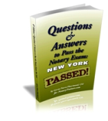 Questions to Pass the New York Notary Exam.  Questions and Answers to PASS the New York State Notary Examination. Review Questions to Pass the Notary Examination. Exam Test Booklet
