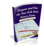 NY State Public Notery Test booklet, Public Notario, NY Notery, notaries public, Notary Public License Law, New York Department of State Notary Laws