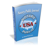 Notary Journal, All State Notary Journal, Notary Ledger Book