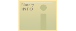 Notary Information