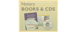 Notary Books/CD's & More