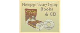 Mortgage Notary Signing Books