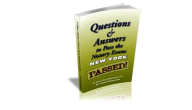 Questions to Pass the New York Notary Exam.  Questions and Answers to PASS the New York State Notary Examination. Review Questions to Pass the Notary Examination. Exam Test Booklet. Pass the New York Notary test.