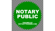 NOTARY PUBLIC WINDOW DECAL, CLEAR WINDOW DECAL PUBLIC NOTARY, NOTARIO PUBLICO, WINDOW DECAL, STATIC CLING SIGN, CLEAR WINDOW SIGN, GREEN STATIC CLING SIGN