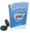 Notary Journals, Notary Wording Certificates, Jurat Certificates, Acknowlegment Certificate