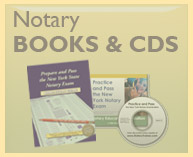 New York Notary Books, New York Notary Self Study Book. Notary Home Study Manual, Notary Questions and Answers, Notary FAQ's, Notary Test Questions