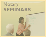 New York Notary Class, New York Notary Seminars, Notary Exam Questions, New Jersey Notary Class, California Notary Questions, Ohio Notary Public Questions