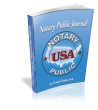 JOURUSA - NOTARY PUBLIC JOURNAL <br> All States Except Massachusetts