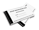 Notary Public Receipt Book for all your Notary Public work, Notary Receipt Book